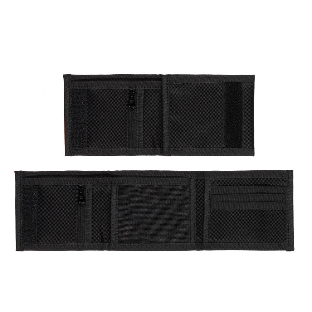 Polar Cordura Wallet - Black
