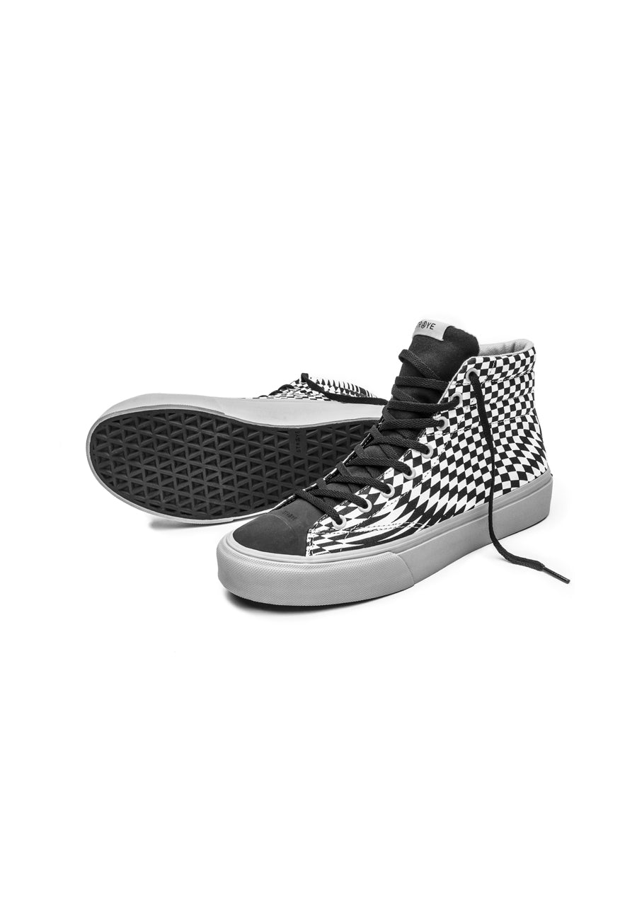 Straye Venice Skate Shoes - Checkodelic