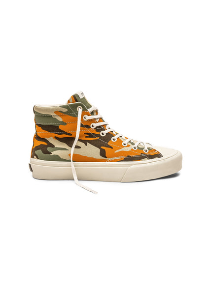 Straye Venice Skate Shoes - Safety Camo