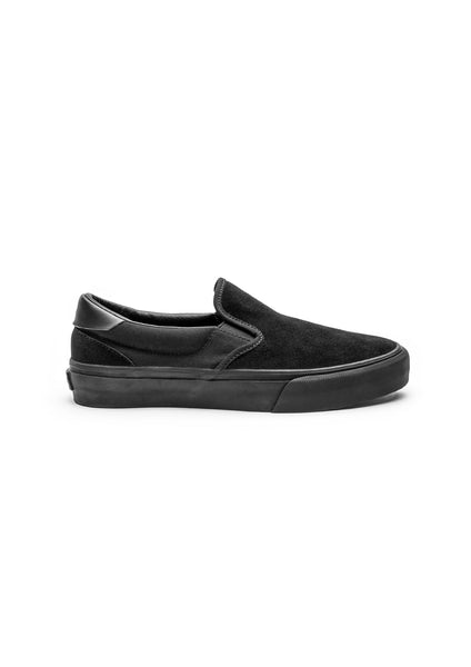 Straye Ventura Slip On Skate Shoes - Black / White