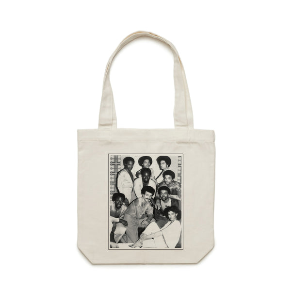 Def x Rain&Shine Chain Reaction Tote Bag - Cream (B2)