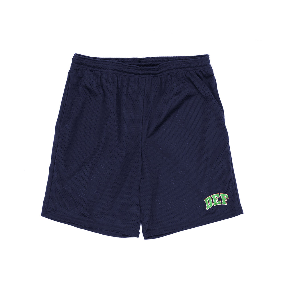 Def Super Mesh Short - Navy
