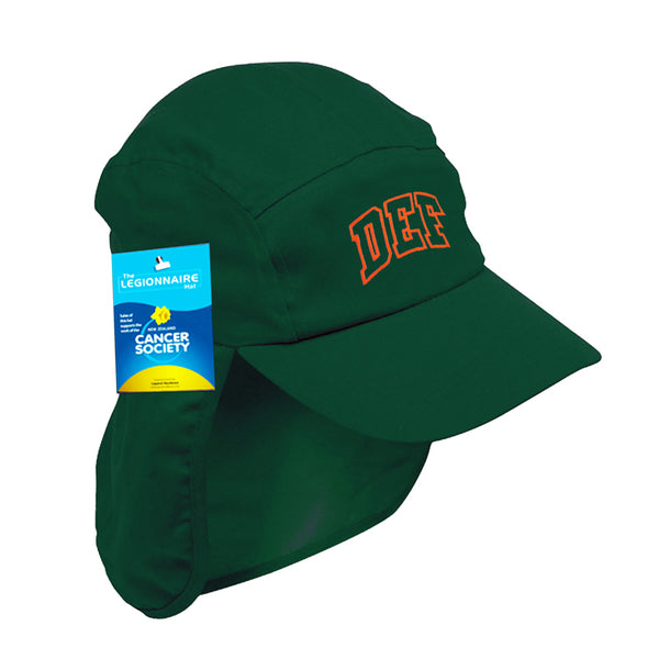 Def Super Sun Hat - Forest Green