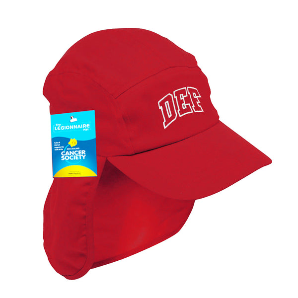 Def Super Sun Hat - Red