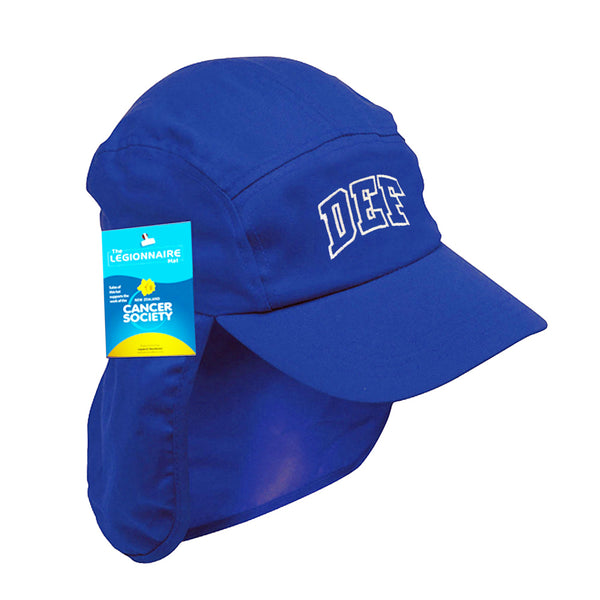 Def Super Sun Hat - Royal Blue