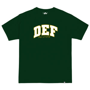 Load image into Gallery viewer, Def Super Tee - Forest Green