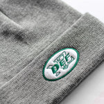 Def Superbowl Appliqué Beanie - Heather Grey