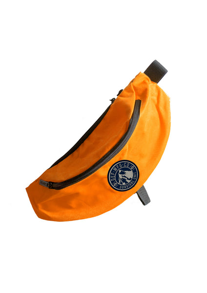 Def Survival Waist Bag - Orange