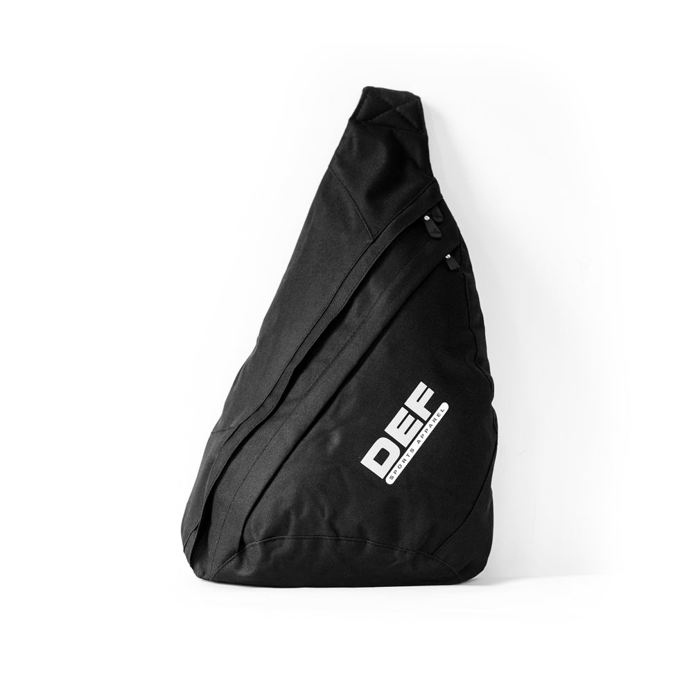 Def 3M Reflective Tablet Shoulder Bag - Black