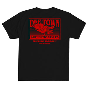 Load image into Gallery viewer, Def Takeaway Tee - Black
