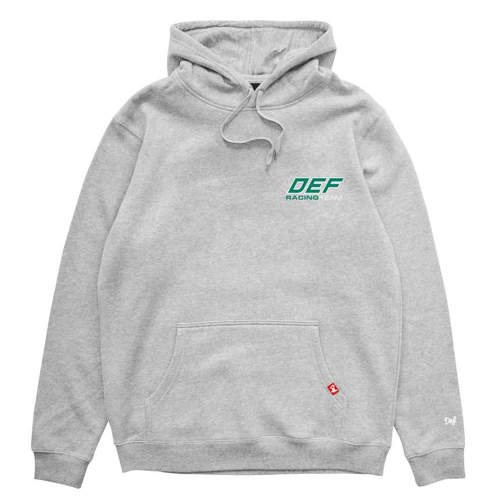 Def Team Racing Hood Hood - Heather (Mid-Weight)