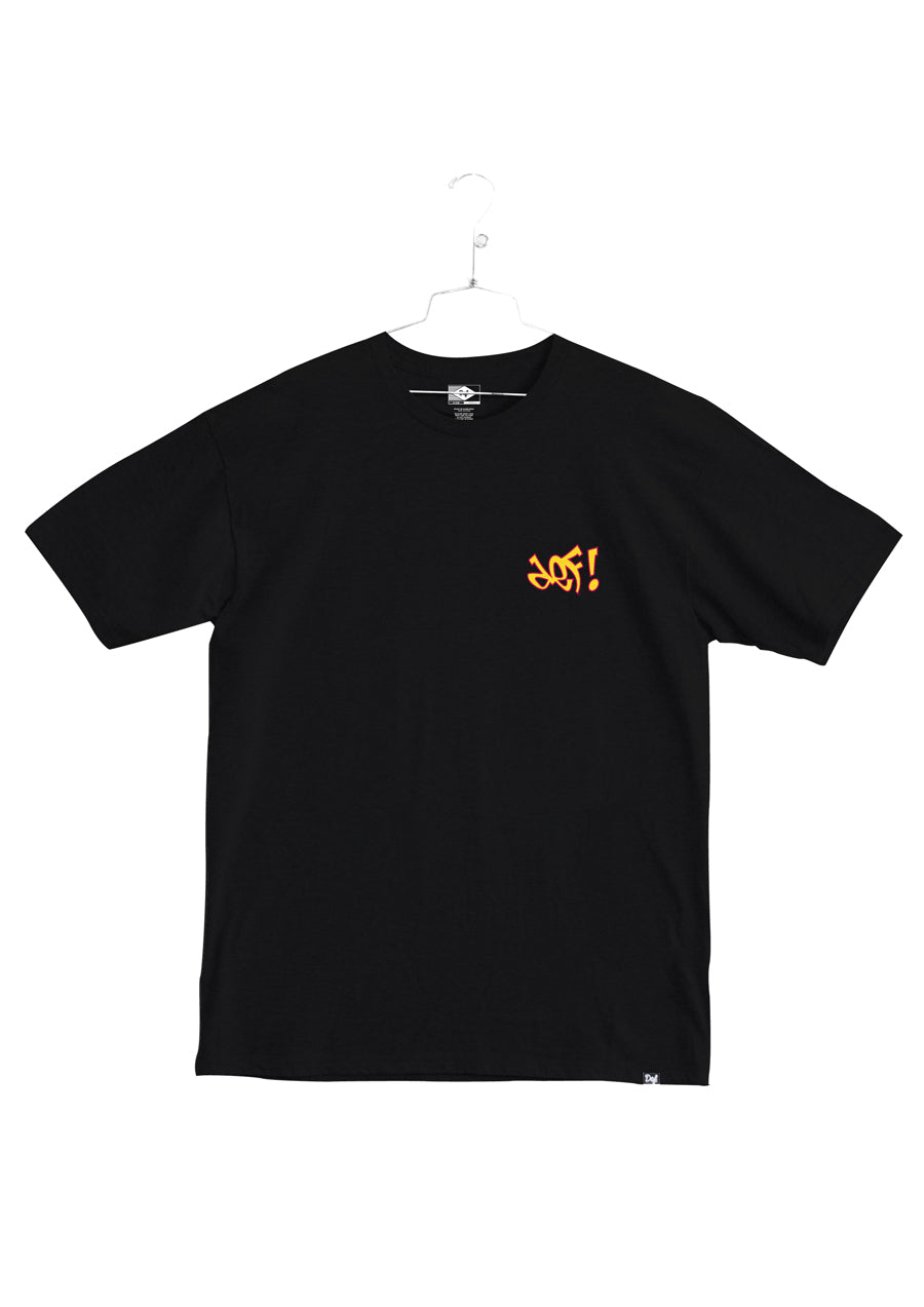 Def The Funk Tee - Black   (A2)