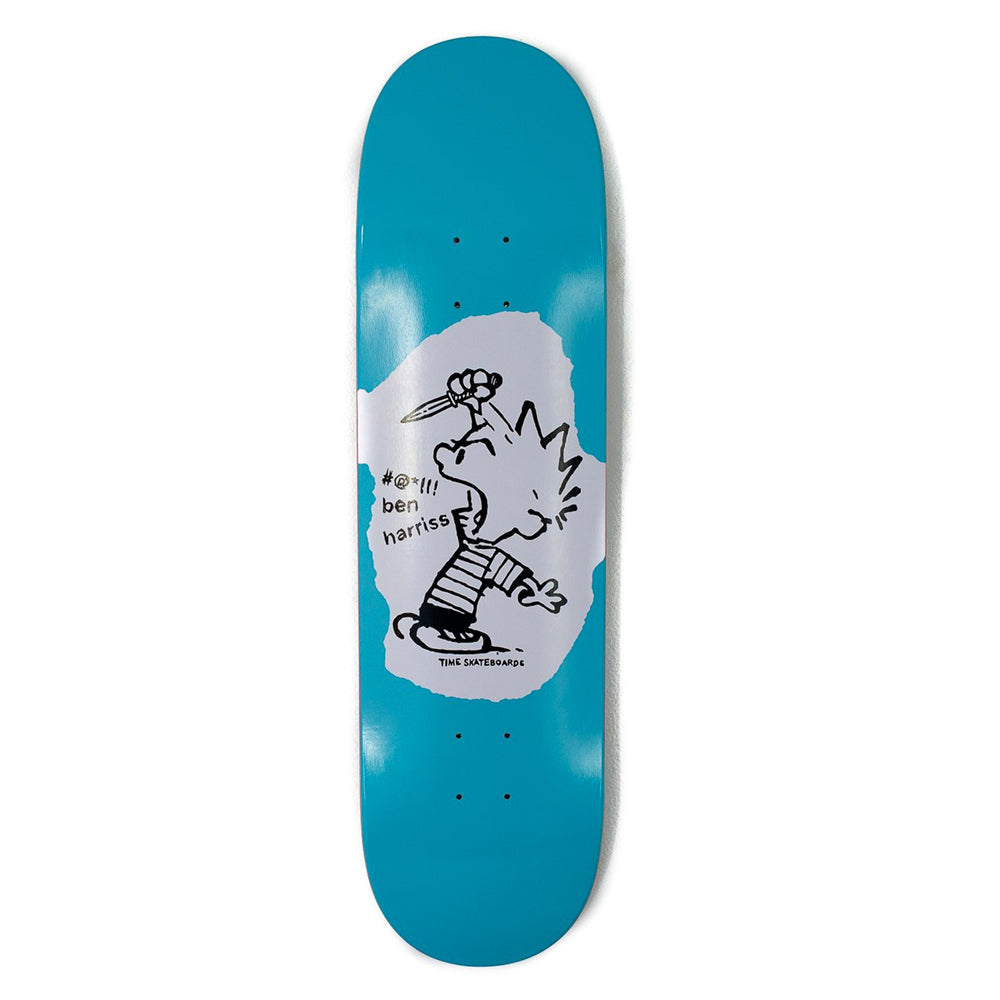 Time Skateboards Harris Pro Deck - 8.0""