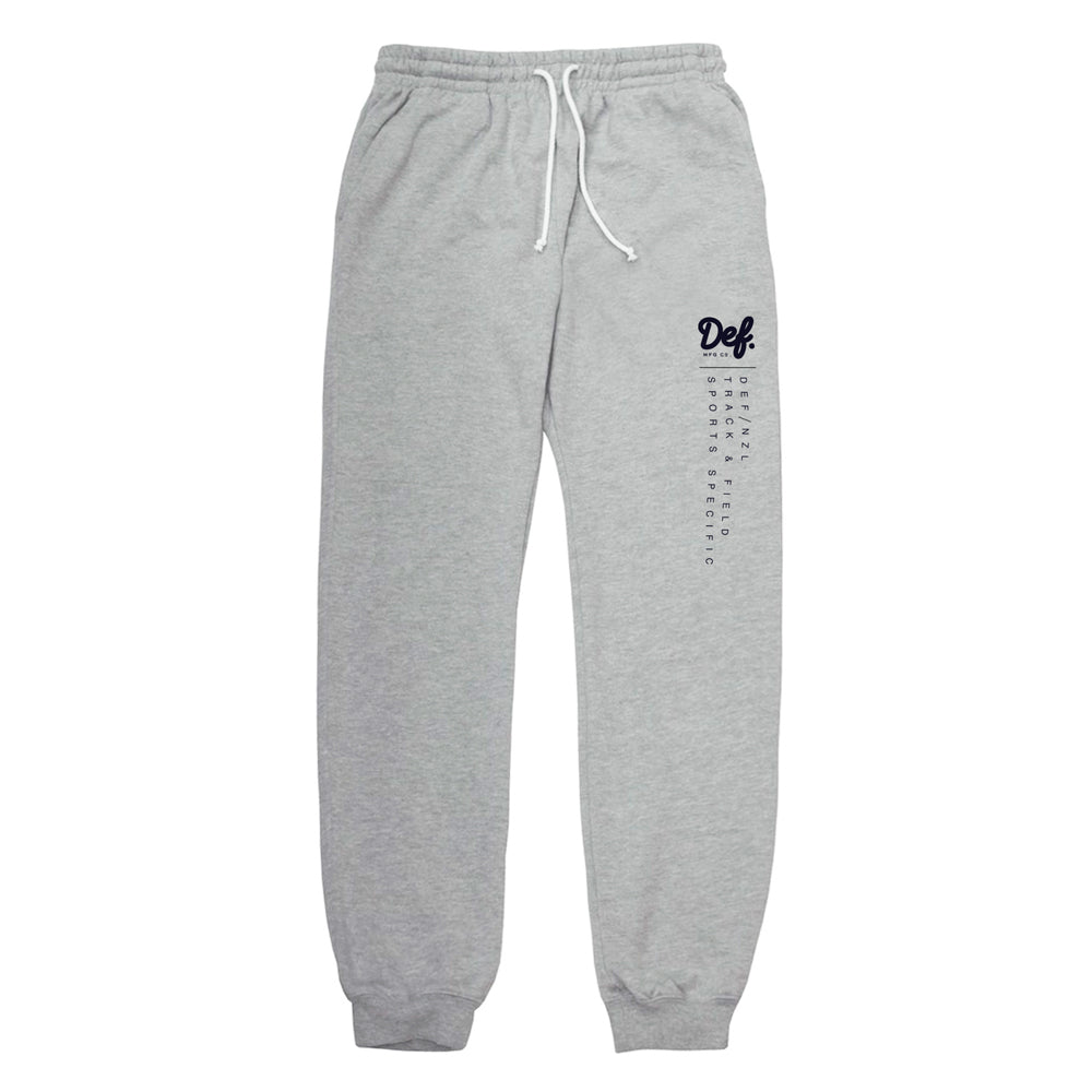 Def Sport Specific Jogger Pant - Heather Grey