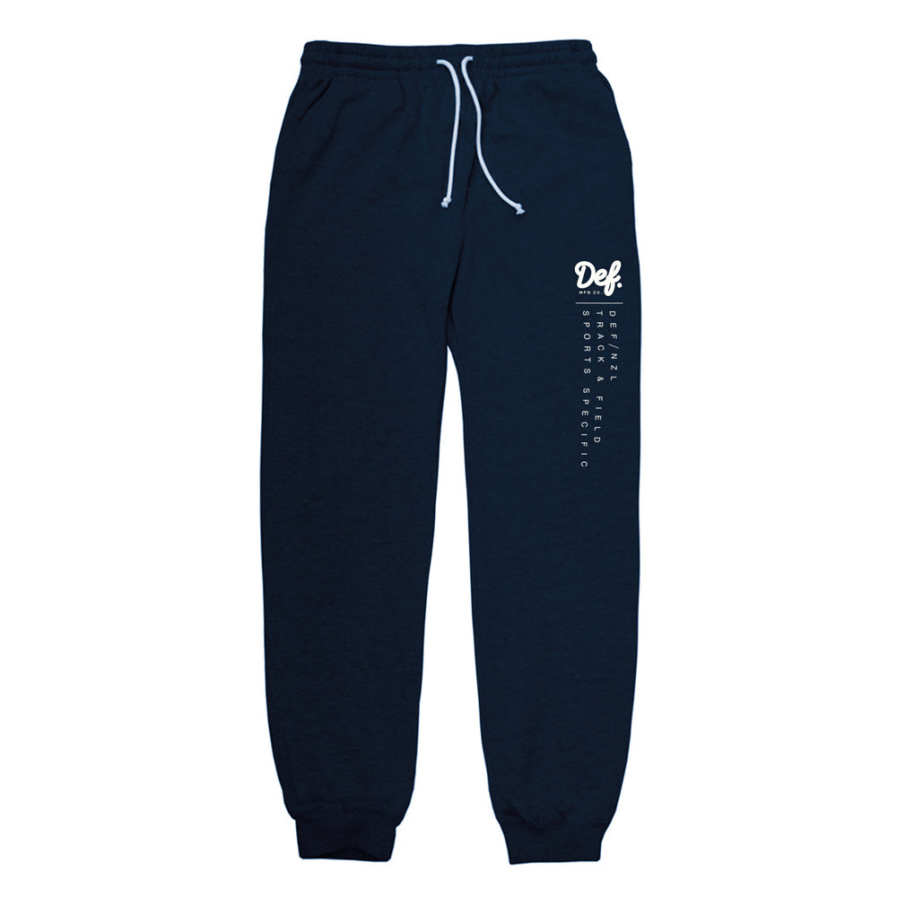 Def Sport Specific Jogger Pant - Navy
