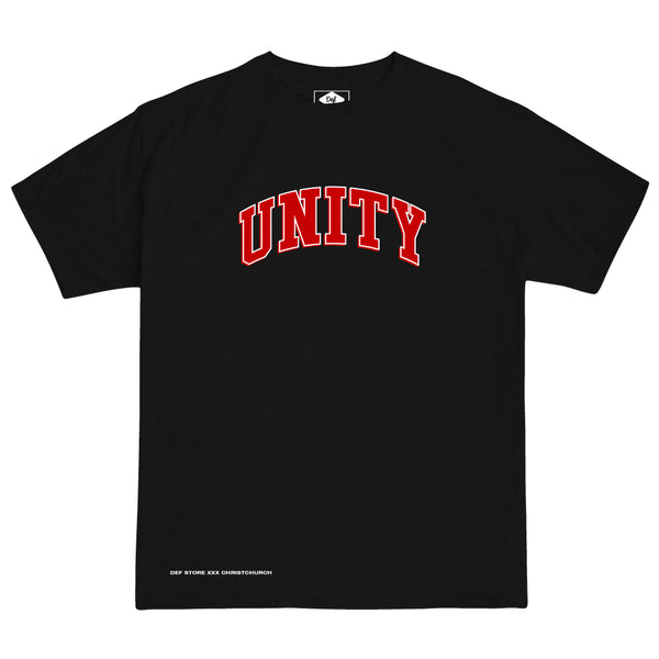 UNITY ARCH Tee - Black (DONATION) (D3)