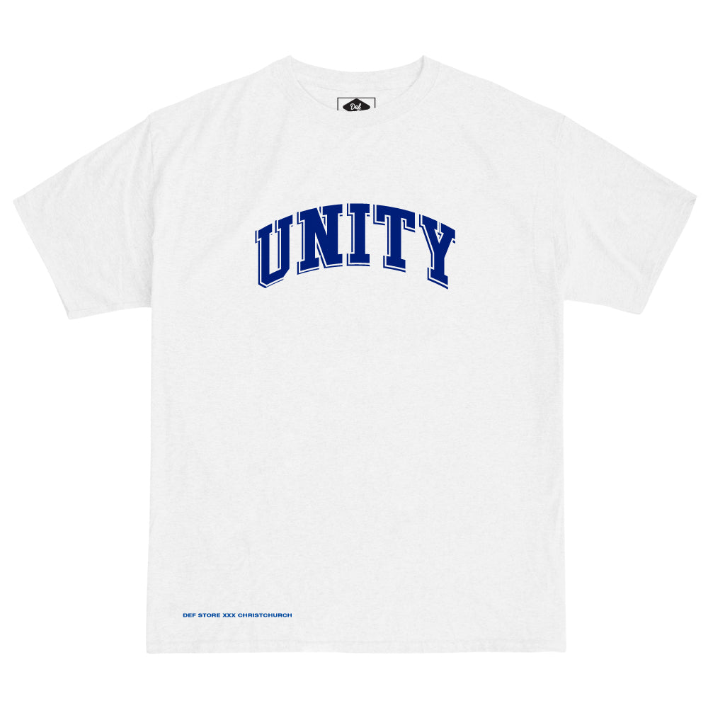 UNITY ARCH Tee - White (DONATION) (D3)