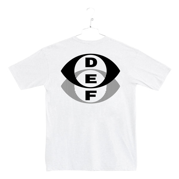 Def Watch Tee - White