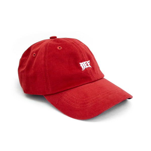 Def X Magee Cap - Red