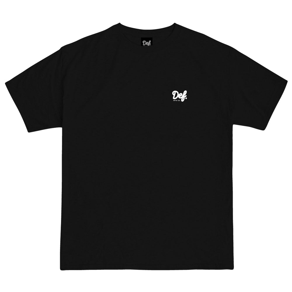 Load image into Gallery viewer, Def x Lee Ralph Taonga Tee - Black