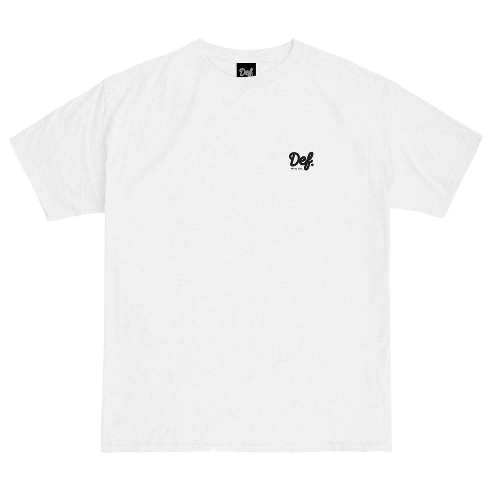 Load image into Gallery viewer, Def x Lee Ralph Taonga Tee - White