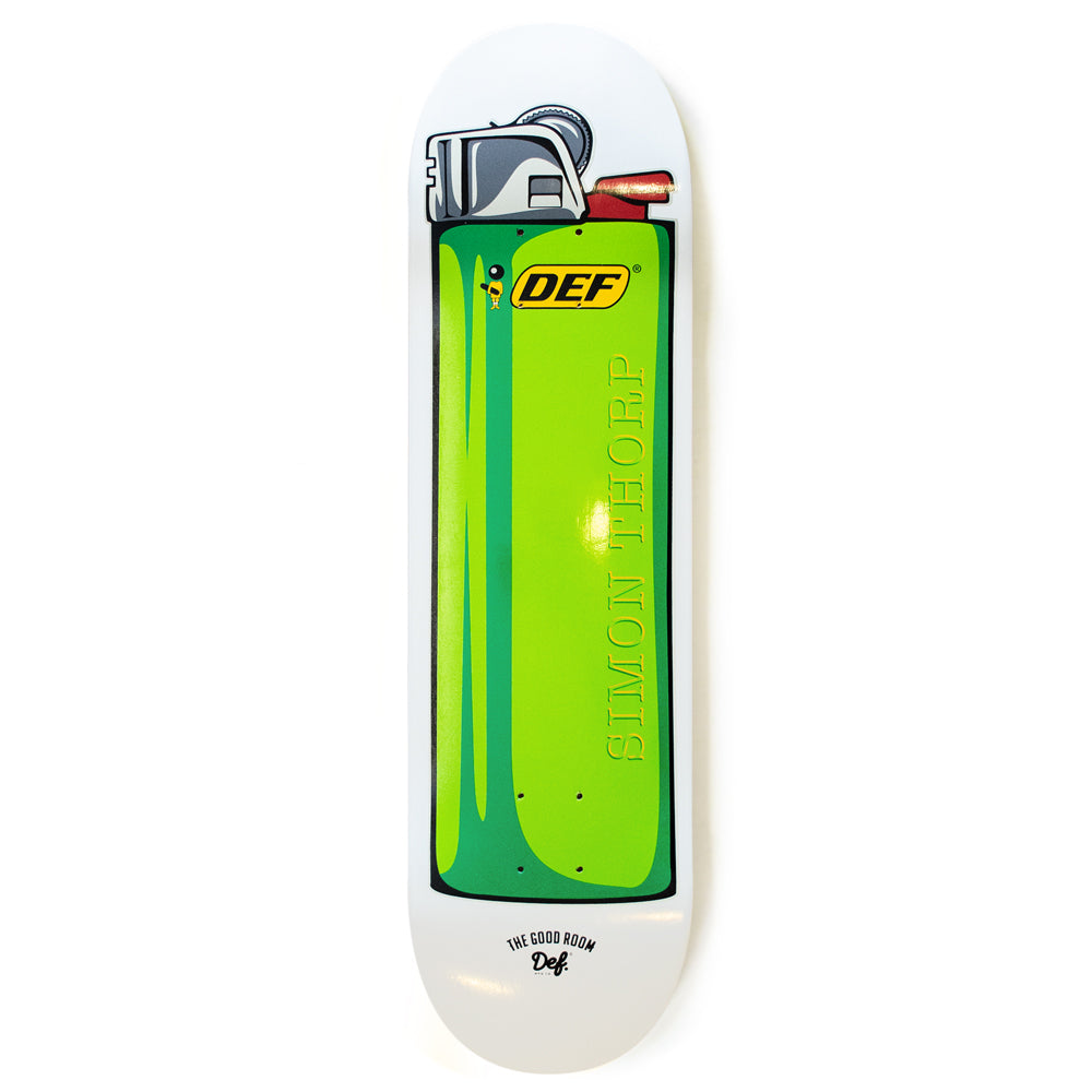 Def x TGR Thorp Lighter Pro Deck - 3 Sizes