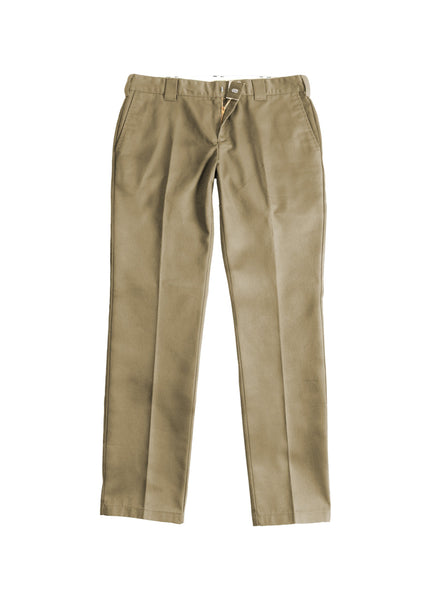 Dickies x Def 872 Slim Straight Tapered Pant - Khaki (D2)