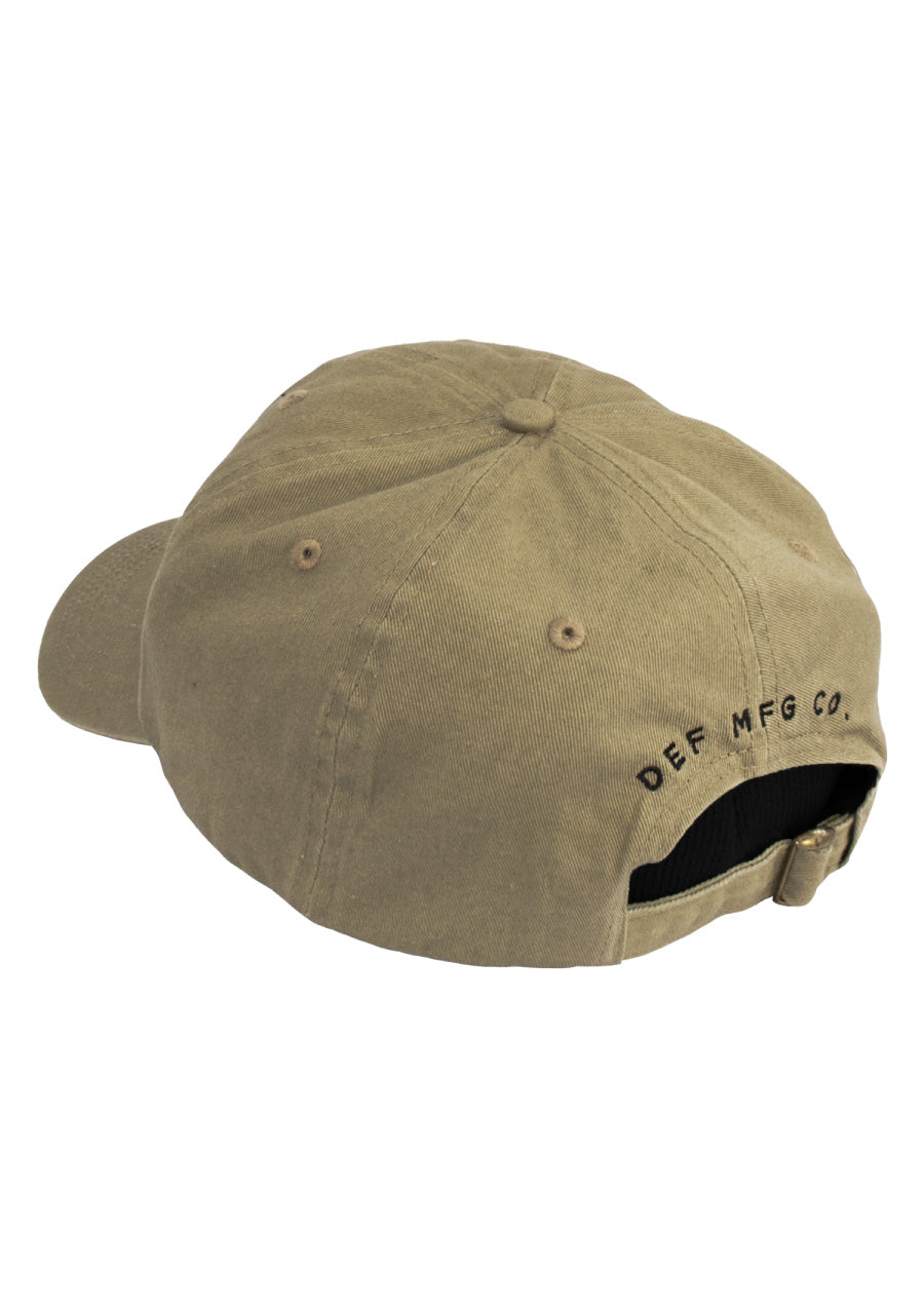 Dickies x Def Diamond Patch Dad Cap - Khaki