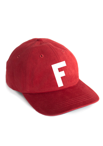 Def Solo F Hat - Red