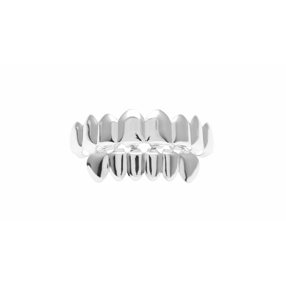 Grill Army Grillz - Silver