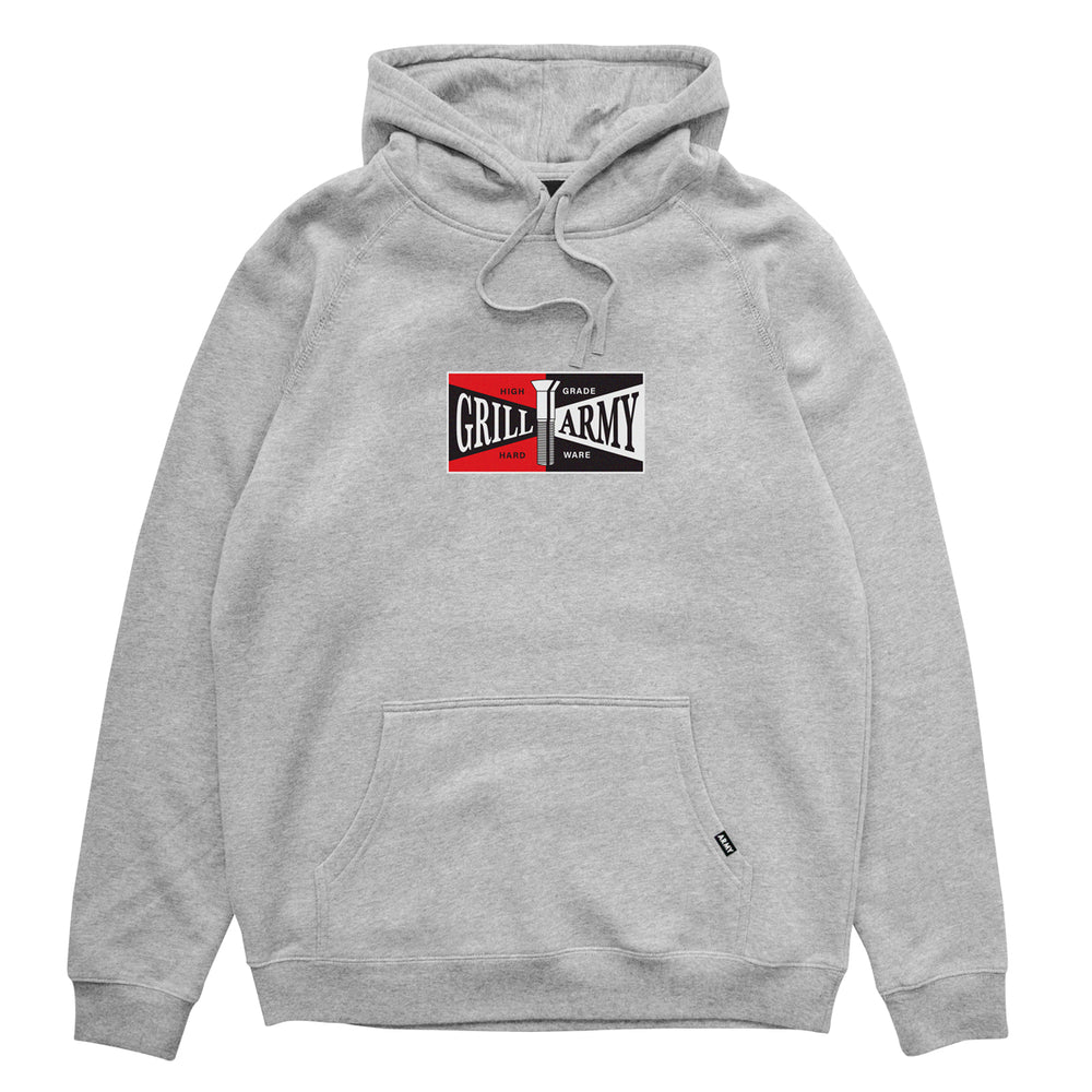 Grill Army High Grade Hood - Heather Grey (Pre-Order)