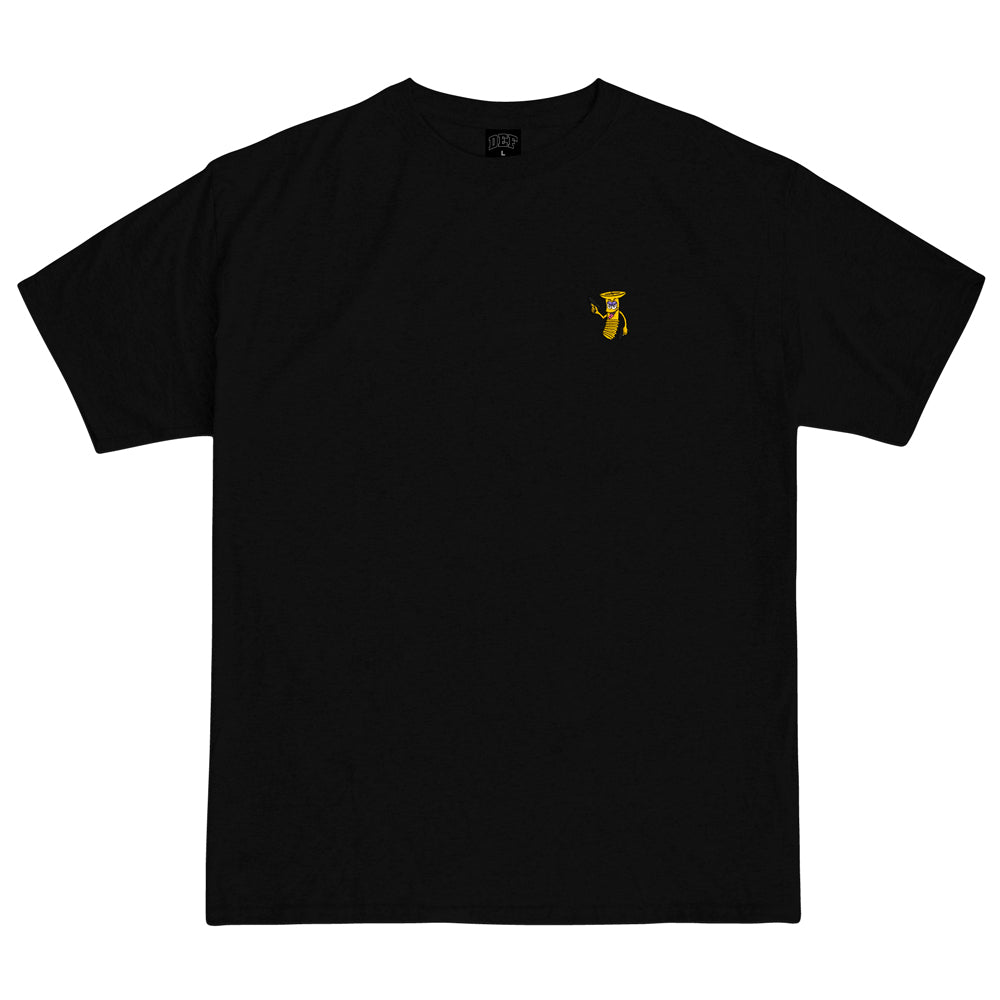 Grill Army Nutjob Embroidery Tee - Black