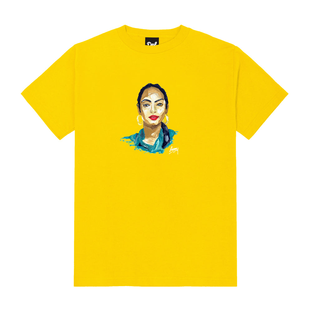 Grill Army Sade (Alstyle) Tee - Gold