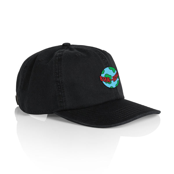 Grill Army x Barnone Earth Cap - Black