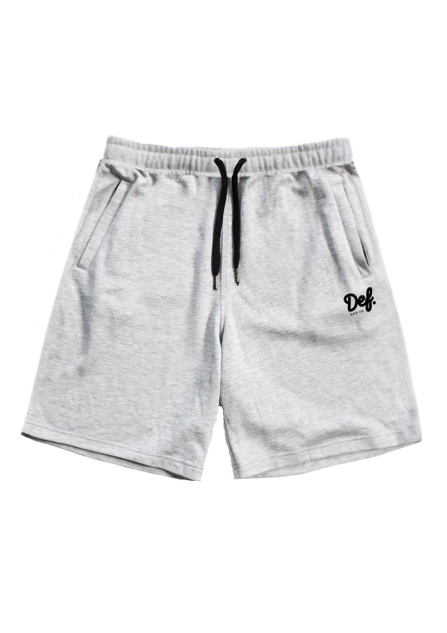 Def Signature Short - Heather (B1)