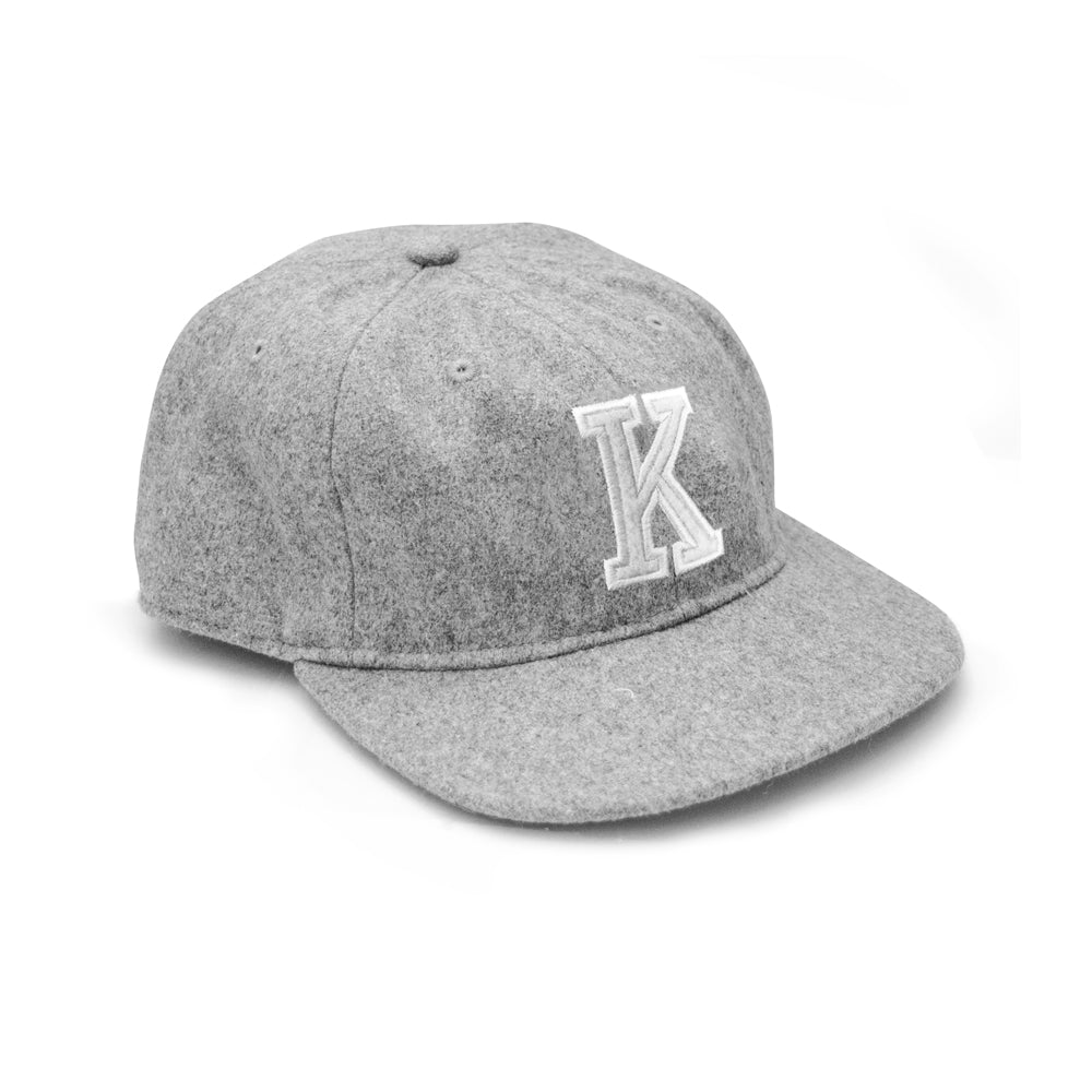 K'ROAD Kaye Wool Cap - Grey