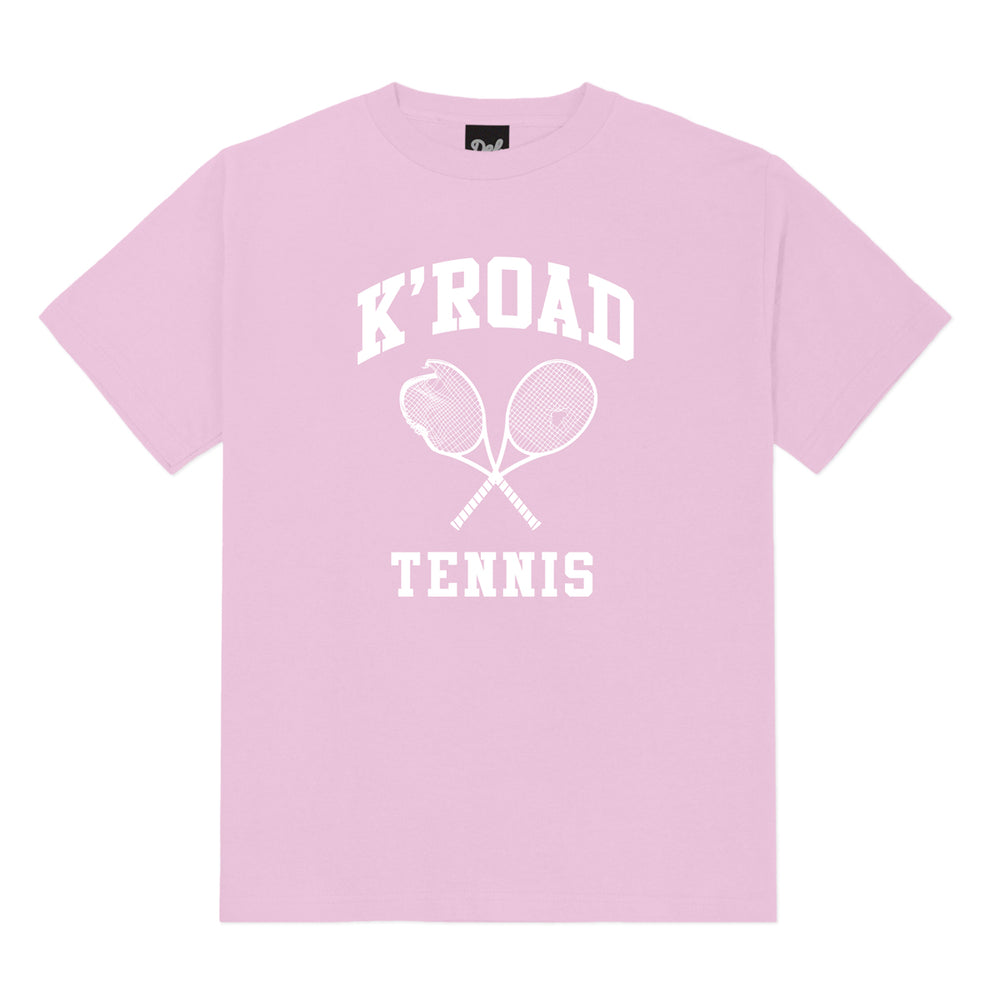 K'Road Tennis Tee - Light Pink