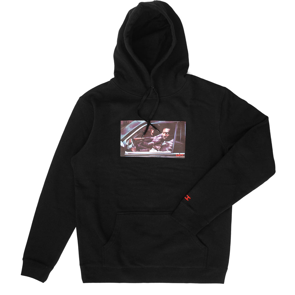 Loyalty Trust The Wire Hood - Black