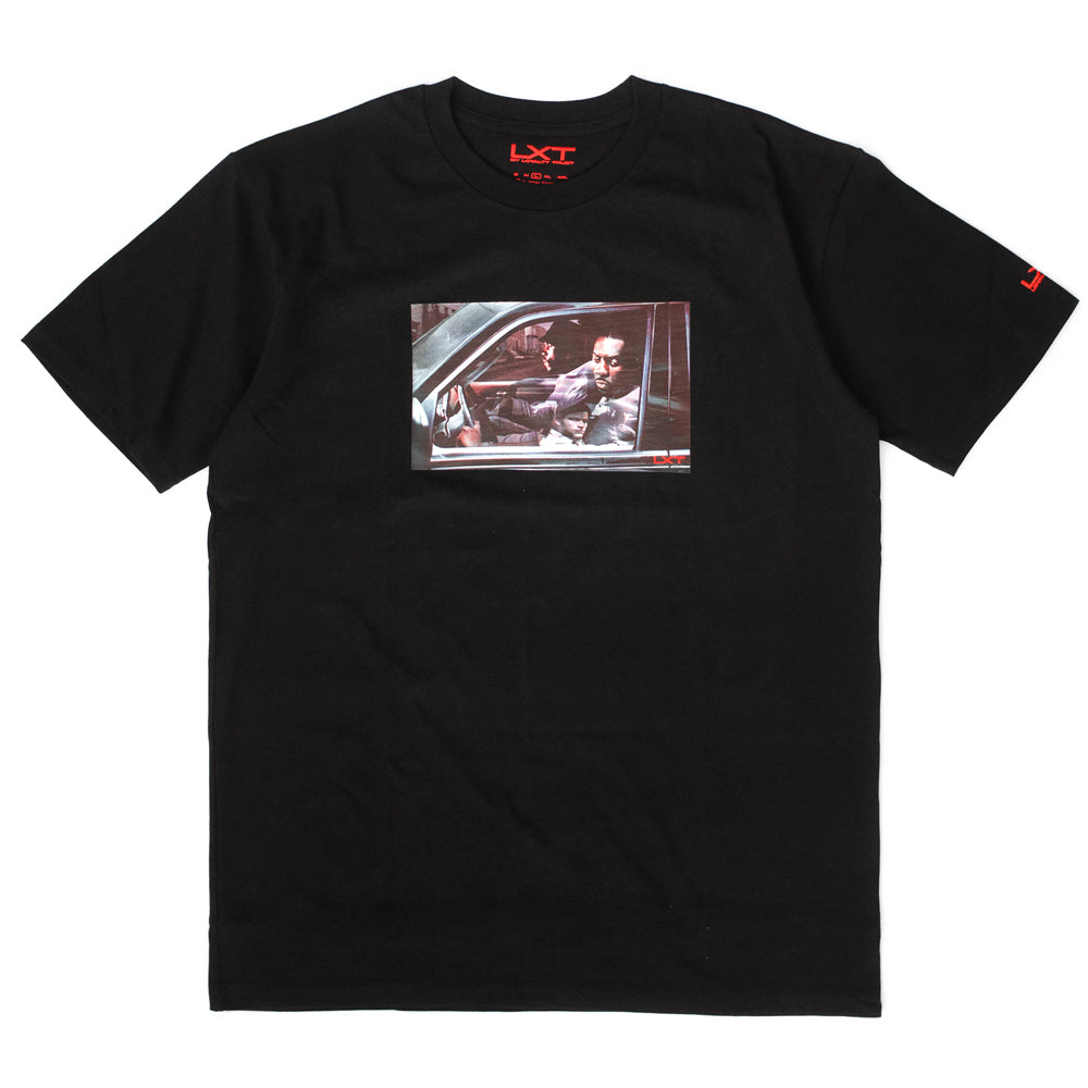 Loyalty Trust The Wire Tee - Black