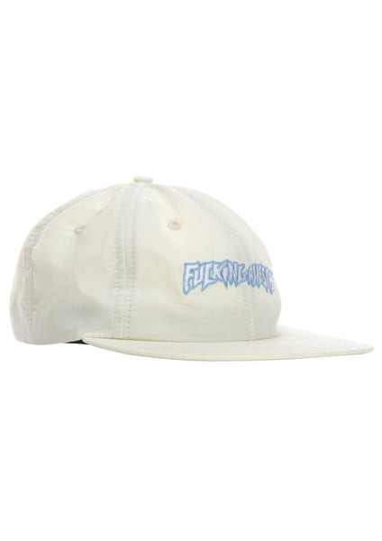 FA Outline Logo Hat - Cream
