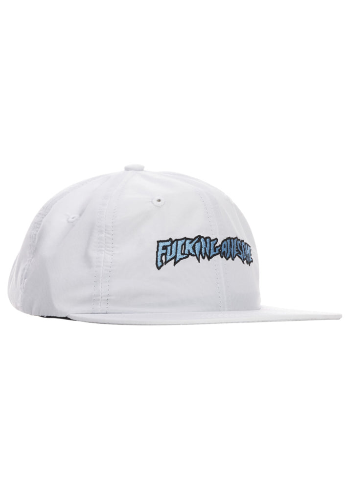 FA Outline Logo Hat - White