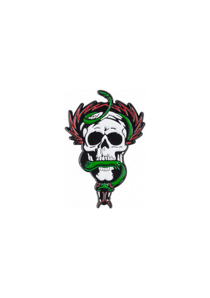Powell McGill Skull Pin
