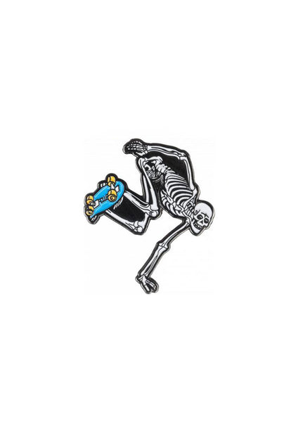 Powell Skeleton Pin