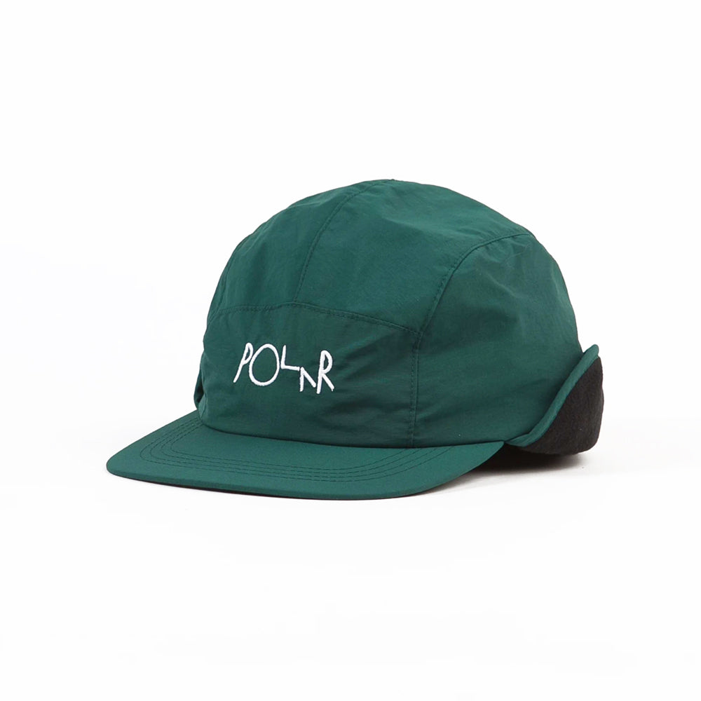 Polar Flap Cap - Dark Green