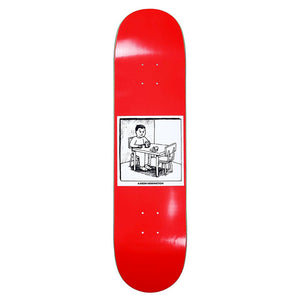 Polar Aaron Herrington Spilled Milk Red Deck - 2 Sizes