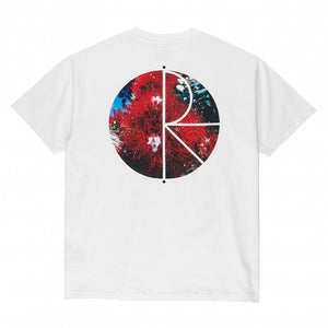 Load image into Gallery viewer, Polar Callistemon Fill Logo Tee - White