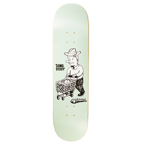 Polar Dane Brady Shopping Spree Green Deck - 8.0""