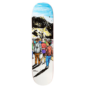 Polar Oskar Rozenberg Space Settlers Deck - 2 Sizes