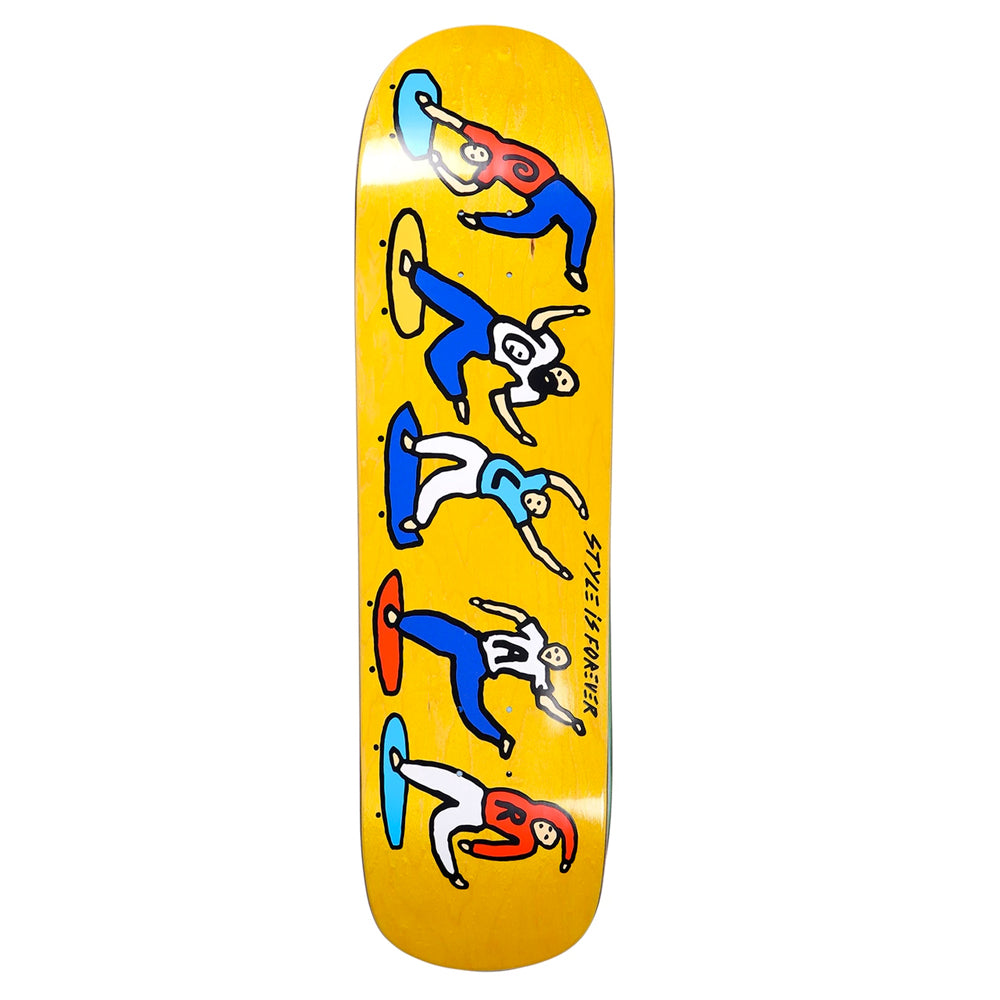 Polar Style Is Forever P8 Shape Deck - 8.8""