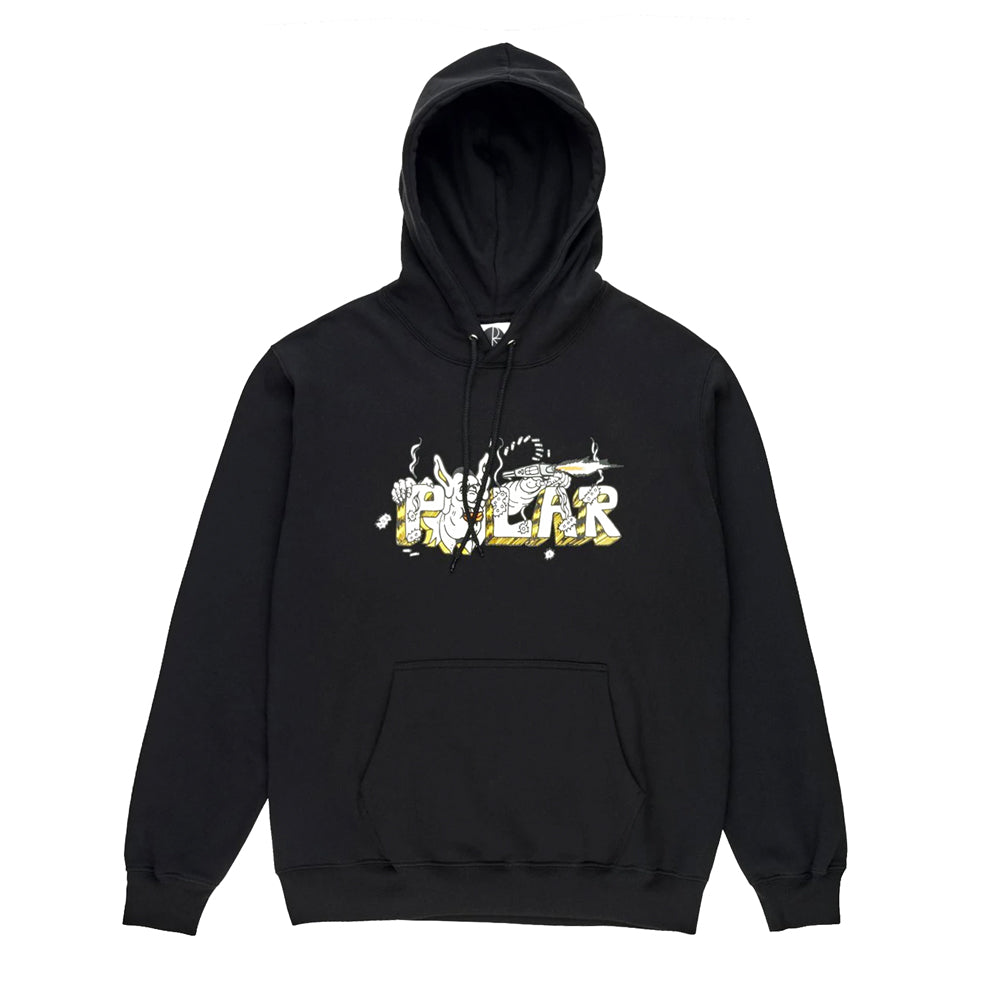 Polar Uzi Hood - Black